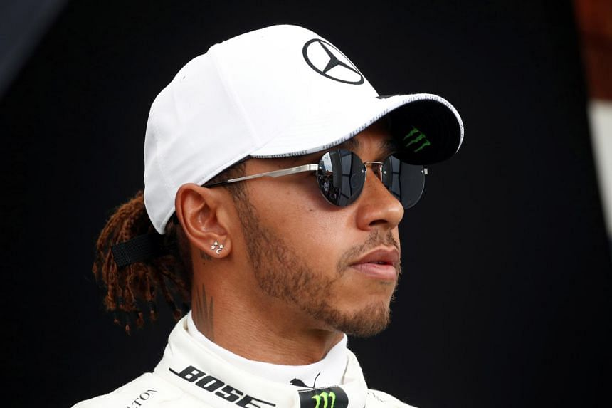 'Big void': 'I miss racing every day', says F1's Hamilton