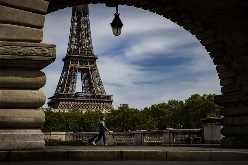France cancels soccer season ahead of country's reopening from coronavirus lockdown