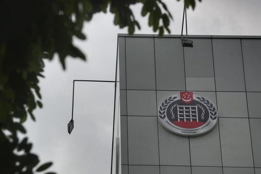 Mr Ong Chong Kiat allegedly made two trips from his Hougang home to the ICA Building in Kallang Road.