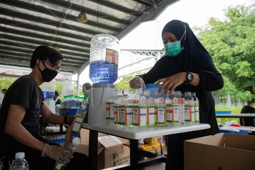 The fund calls on Singaporeans to make a positive impact on those affected by the Covid-19 pandemic.