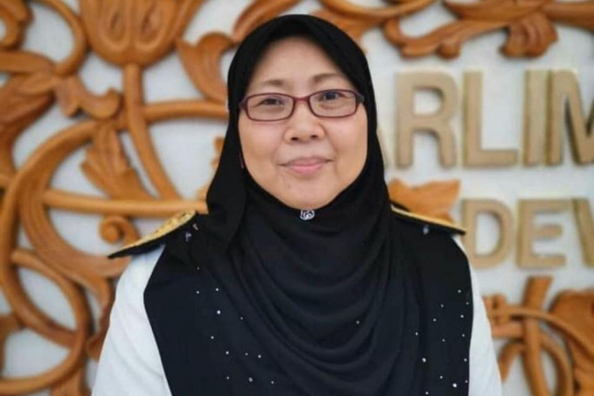 Kuantan MP Fuziah Salleh allegedly released a statement on Facebook with a link that could cause fear or alarm to the public.
