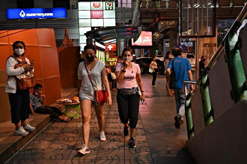 Many businesses in the Thai capital have spent more than a month under closure orders.