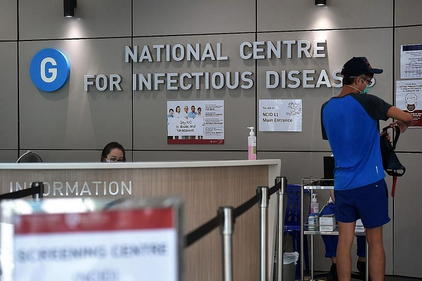 The study, a collaboration between the National Centre for Infectious Diseases and Duke-NUS Medical School, shows that Singapore's coronavirus contact tracing efforts have been effective, with those likely to be infected successfully identified for i