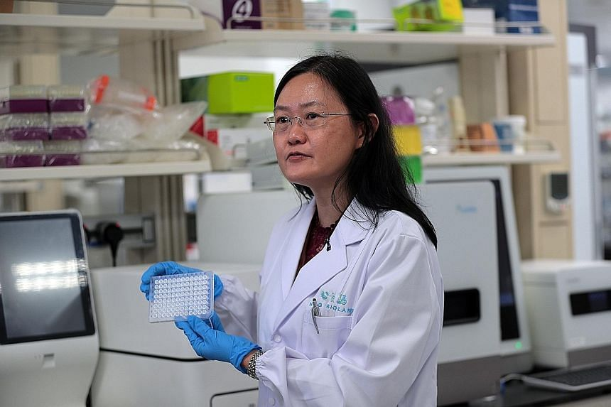 Dr Ong Siew Hwa of Acumen Research Laboratories says collaboration among private and public institutions can help with prohibitive overheads when it comes to growing Singapore's Covid-19 testing capabilities.