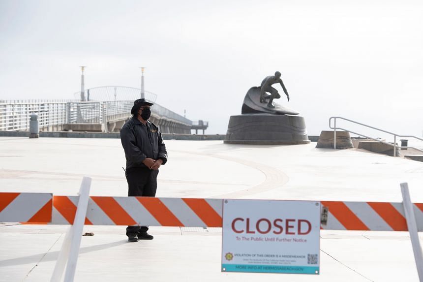 Calif. Governor Expected To Order Closure Of All Beaches And State Parks