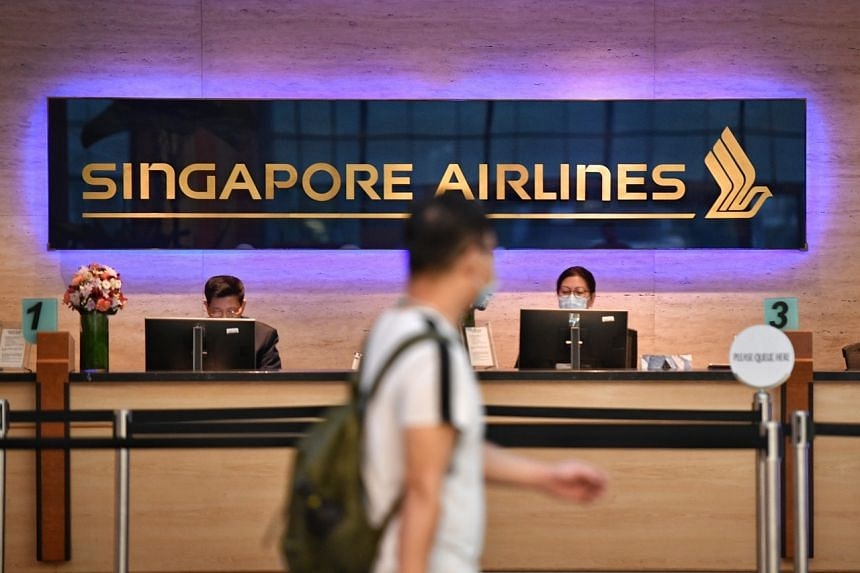 At present, Singapore Airlines has passenger flights to just 15 destinations.