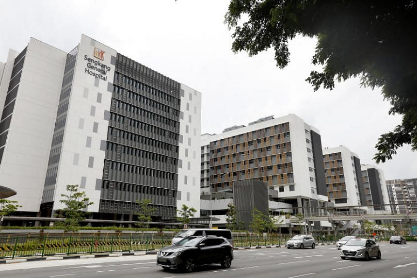 The S11 Dormitory in Punggol is supported by Sengkang General Hospital.