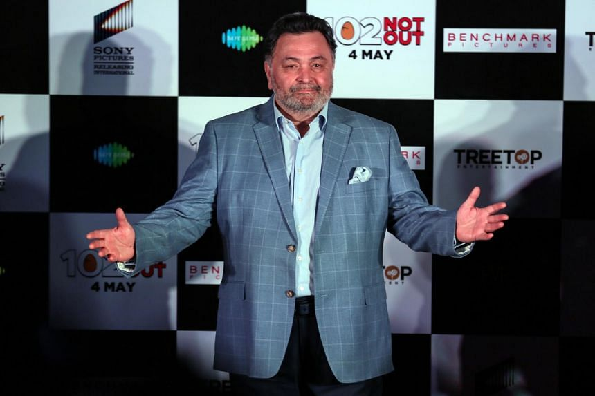 Rishi Kapoor had been receiving treatment in New York for over a year.