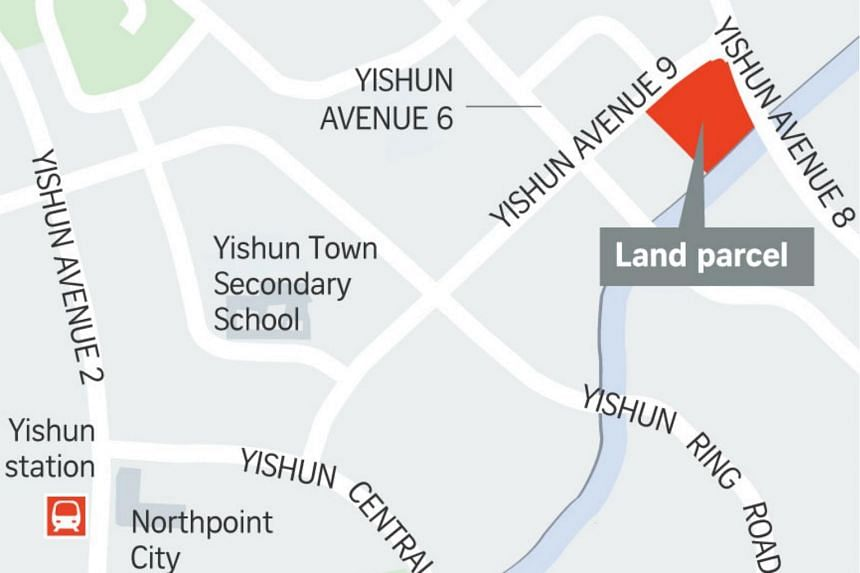 The tender for the 99-year leasehold land parcel will close at noon on Oct 29, 2020.