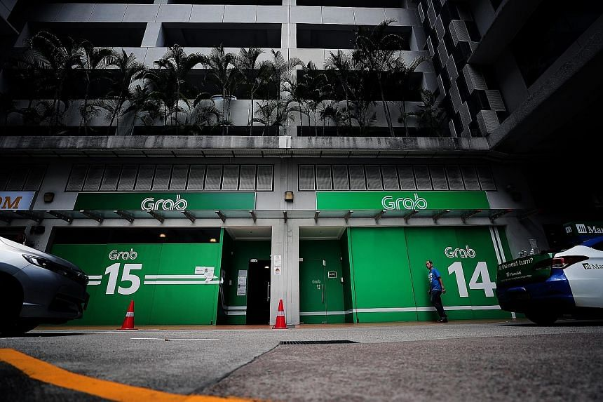 Ride-hailing firm Grab is facing falling earnings during the current circuit breaker that aims to halt the spread of the coronavirus, but the company is continuing to cut its commission by at least 50 per cent for its private-hire car drivers until J