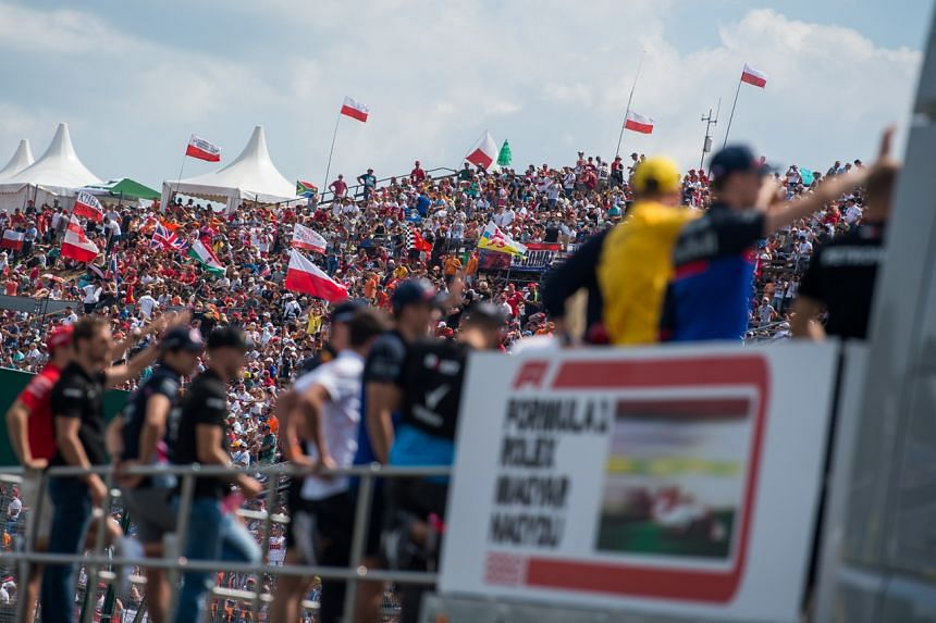 The race at the Hungaroring is due to take place on Aug 2.