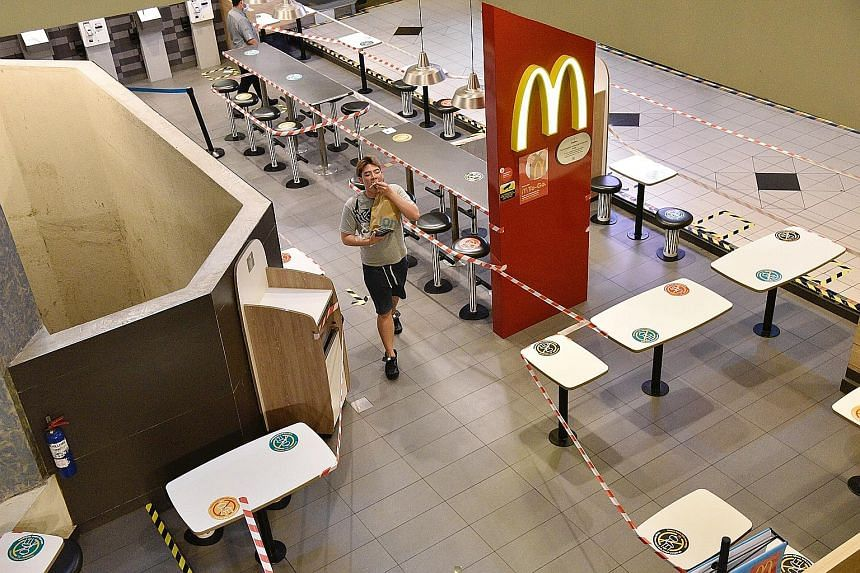 McDonald's to begin reopening plans with 15 United Kingdom outlets