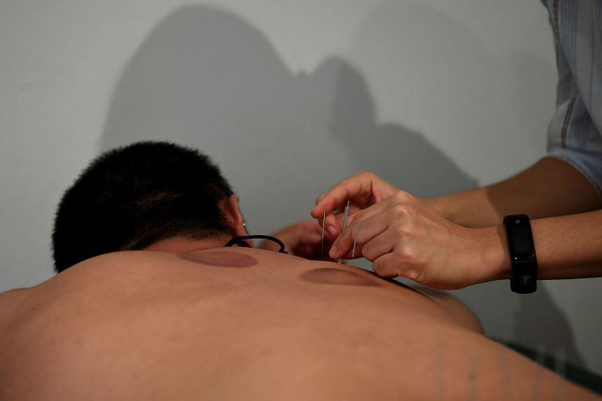 Acupressure should work nicely as a supplement to your conventional treatment plan.