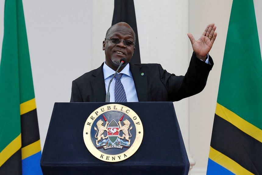 Tanzanian President John Magufuli secretly had a variety of animals, fruits and vehicle oil tested at the laboratory.