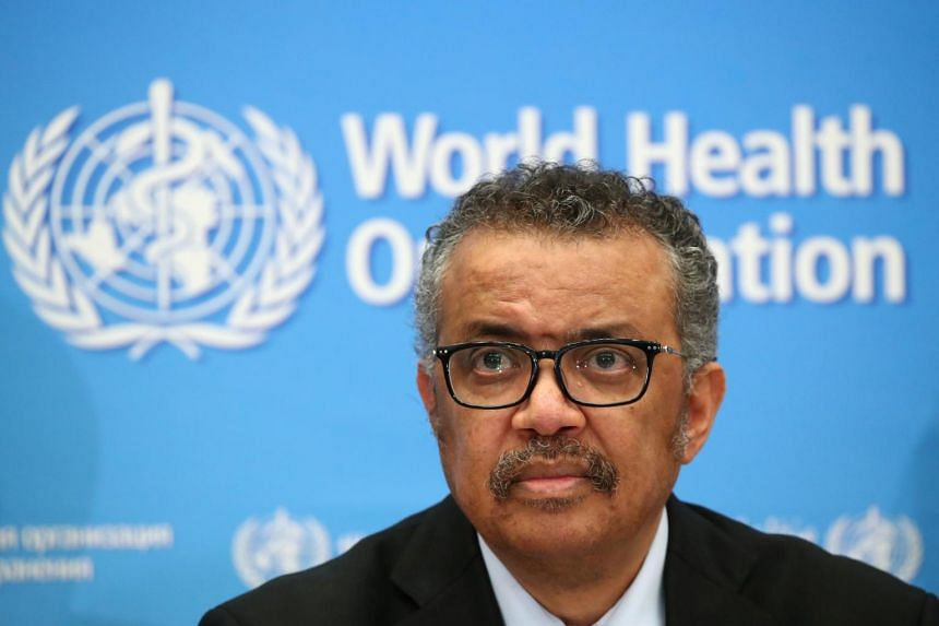 Dr Tedros Adhanom Ghebreyesus said the WHO visited China to learn more about the virus before declaring the global emergency.