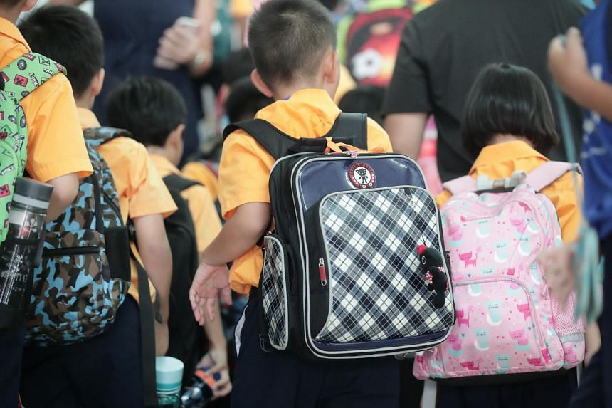 MOE had provided school meal subsidies during the period of full home-based learning, which started on April 8 and ends on May 4.