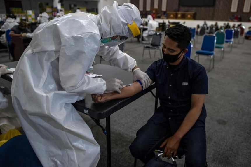 More than 83,000 people have been tested for the virus.
