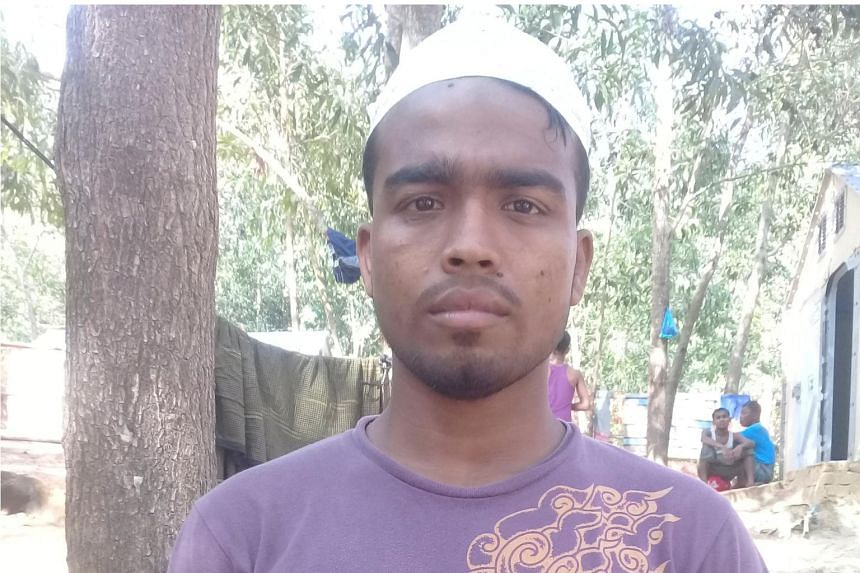 Rohingya refugee Shahab Uddin said refugees were becoming more confined in Bangladesh and the camp began to feel like prison.