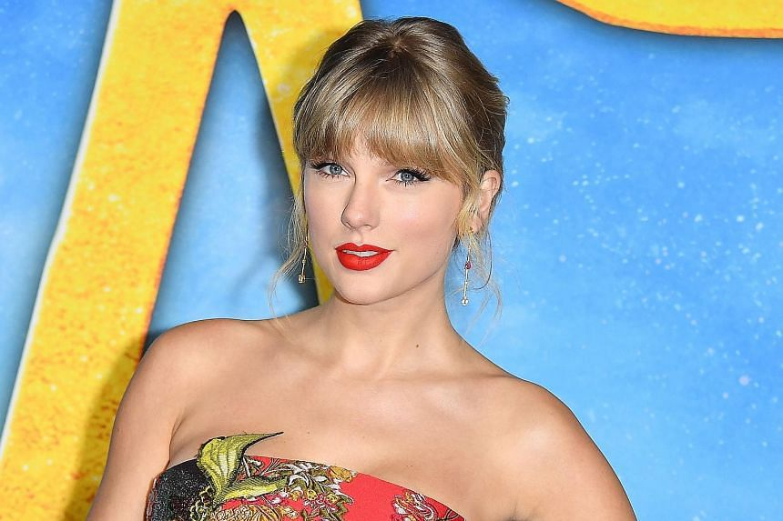 Taylor Swift sends frontline Covid-19 nurse thank you letter and presents