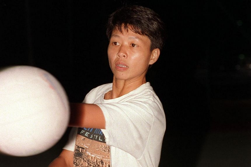 Grace Chew earned her first cap in 1985, retiring without fanfare in the late 1990s.