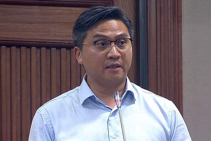Mr Saktiandi Supaat (Bishan-Toa Payoh GRC) asked if agencies could ensure their property agents meet the legal requirements to prevent money laundering and terrorism financing. Under the Estate Agents (Amendment) Bill, the real estate industry is req