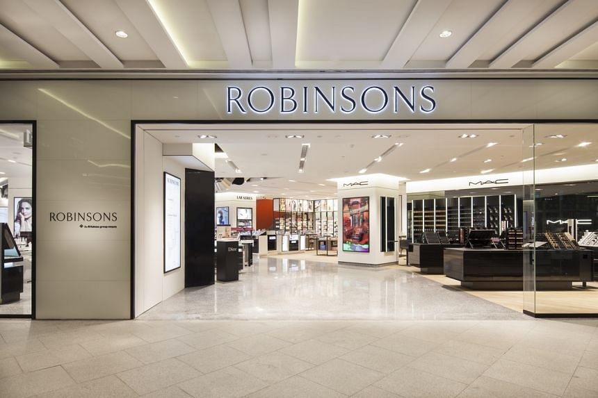 The closure of the store will leave Robinsons with two outlets - at The Heeren and Raffles City Shopping Centre.