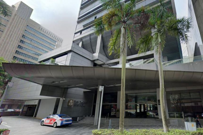 Singaporean Chng Tian Xi allegedly left his hotel room at the Pan Pacific Service Suites Orchard on three occasions.