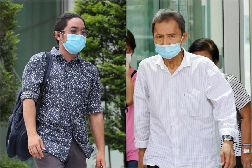 Navarro Charles Josef Guimere and Lee Ah Loo are due back in court on May 22.