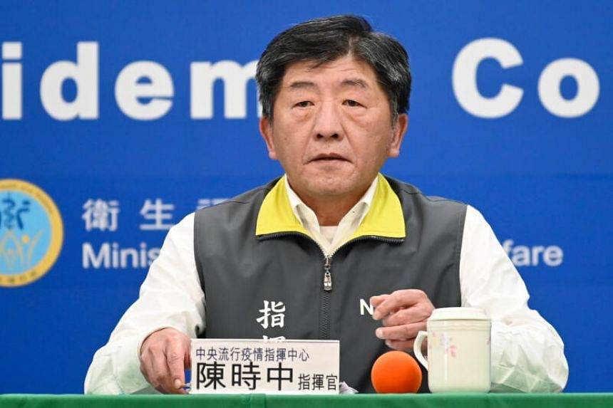"""Health and Welfare Minister Chen Shih-chung said the move will be balanced against """"reasonable"""" restrictions."""