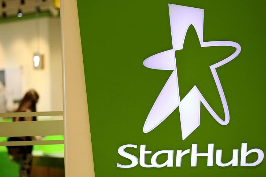 Starhub's total revenue dropped by 15.2 per cent year on year to $506.2 million.
