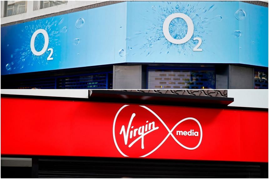 Virgin Media and O2 in 'game changing' merger