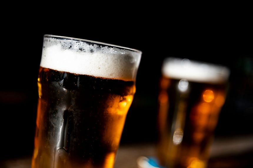 The beer market in Australia has dipped 20 per cent since the lockdown.