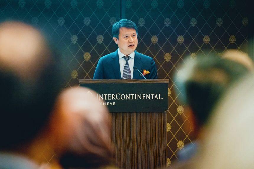 Mr Daren Tang will begin his six-year term on Oct 1, 2020.