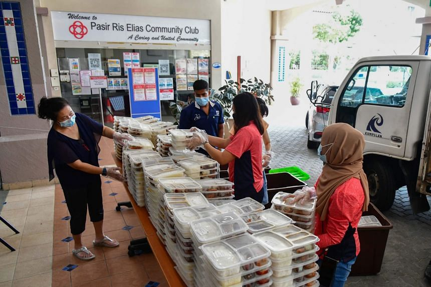 The SGUnited Buka Puasa initiative aims to provide 20,000 meals a day to members of the Muslim community during Ramadan.