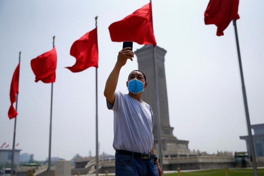 China says it would cooperate with WHO efforts to trace the origin, but rejected US calls for an investigation.