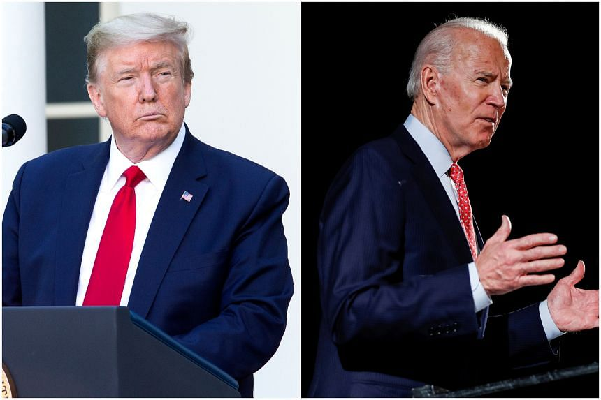 The Trump campaign is using Mr Biden's own record on China as a way to attack him.