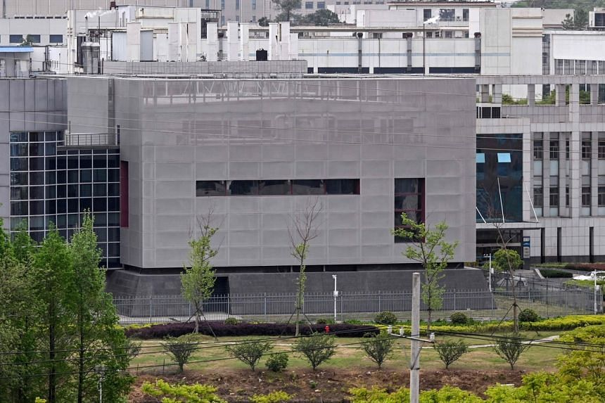 The P4 laboratory at the Wuhan Institute of Virology in Wuhan, the subject of US claims it may be the cradle of the pandemic.