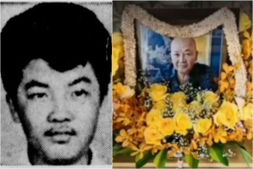 The funeral of Roland Tan Tong Meng, one of Singapore's most notorious fugitives, was streamed live on Facebook to a closed group of Singaporeans.