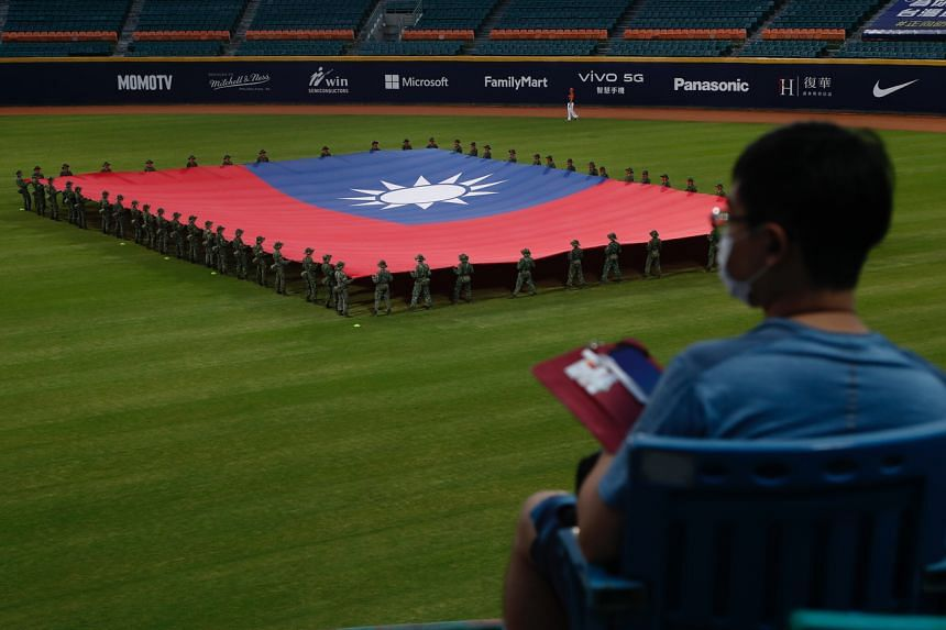 Taiwan is excluded from the WHO due to the objections of China.