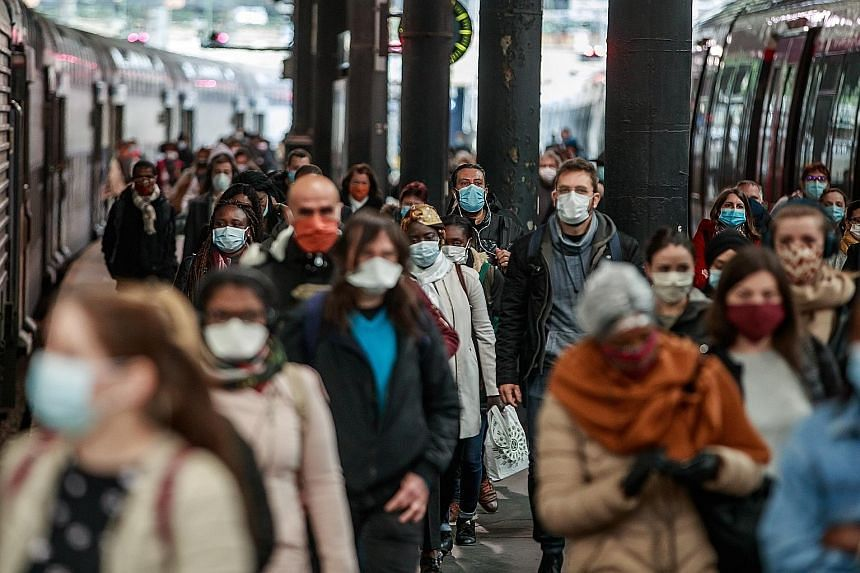 Coronavirus: Paris restrictions to stay as France reopens