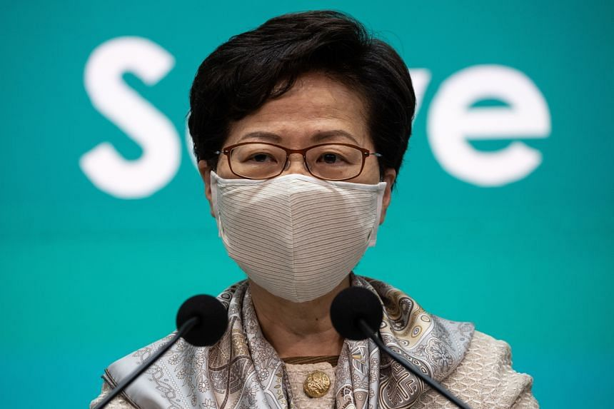 Hong Kong leader Carrie Lam faces the challenge of balancing competing priorities.