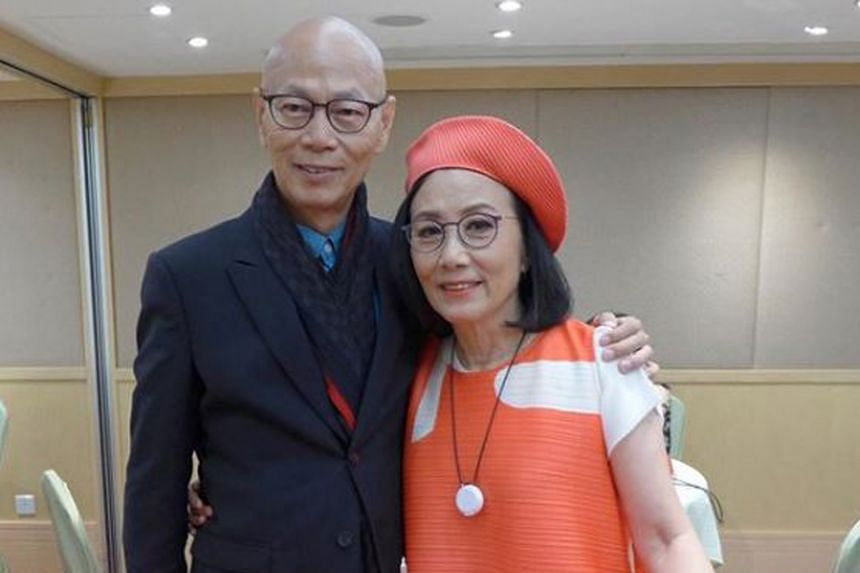 Law Kar Ying and Liza Wang married in 2009 after dating for 21 years.