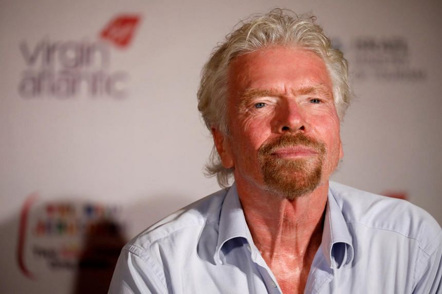 Richard Branson to sell Virgin Galactic shares to save airline