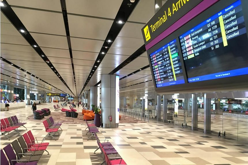 The operation of Changi Airport Terminal 4 will be suspended to further consolidate airport operations.