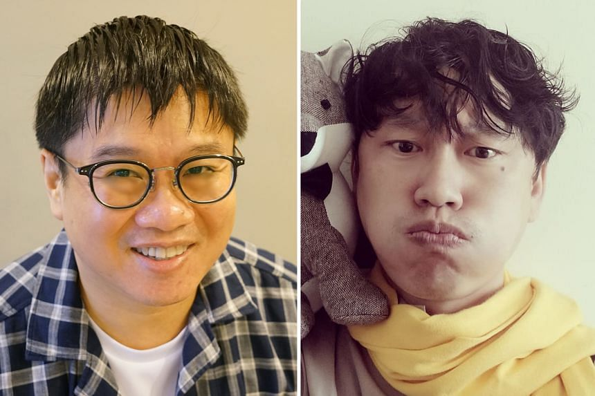 The Arts House's online workshops will feature (left) writers Desmond Kon, (right) Gwee Li Sui and Melissa de Silva. Comic fans can join virtual workshops at Singlit Comics Den, one of which would be led by comic artist and arts educator Zaki Ragman.