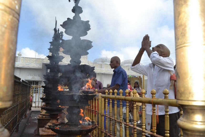 The Sri Venkateswara temple has been closed to worshippers for two months now.
