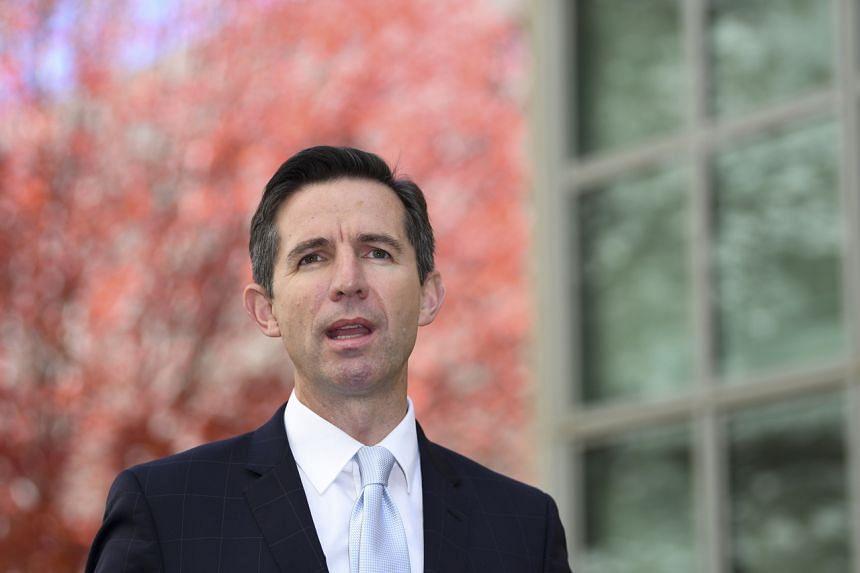 Australian trade minister Simon Birmingham said Australia sought a respectful relationship with China.