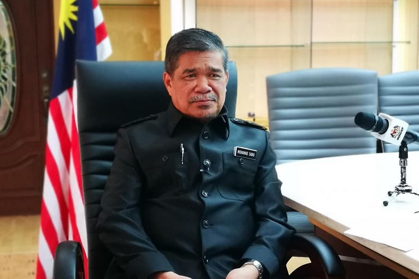 Parti Amanah Negara president Mohamad Sabu said it was unsurprising that only the Yang di-Pertuan Agong's opening address would be allowed during the meeting.