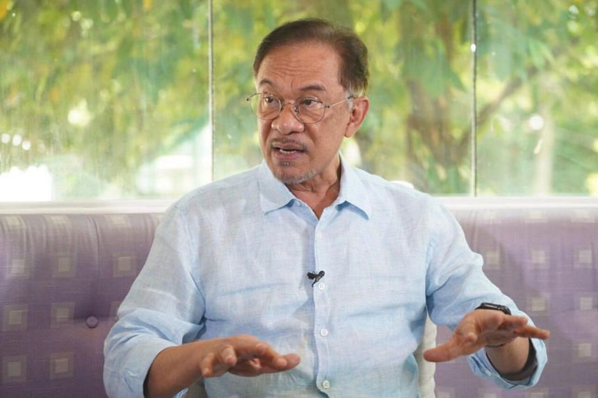 Mr Anwar Ibrahim said all MPs, regardless of party, must respect the King's opening address.