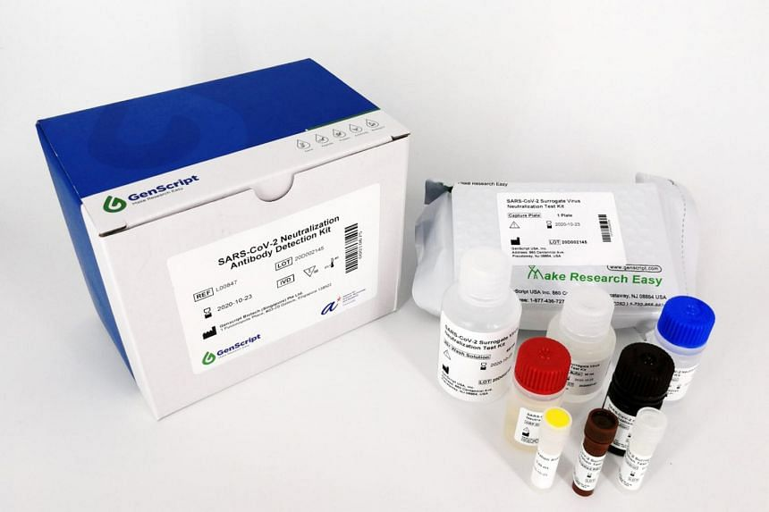 The cPass test kit can detect in an hour antibodies capable of neutralising the coronavirus in patients.